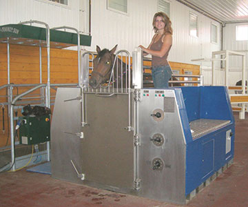 CET Equine Spa at Westana Equine Training and Rehab Centre