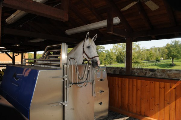CET Equine Spa at Double H Ranch, Wellington